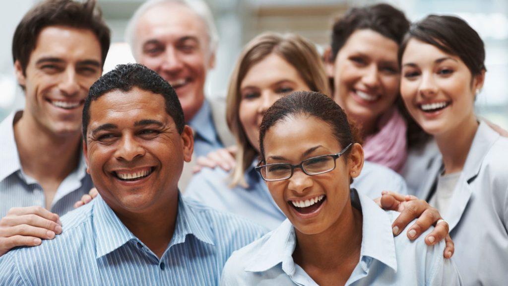 leadership happy employees