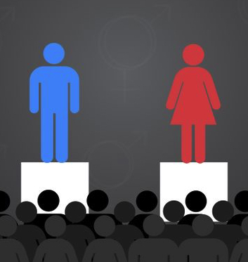 male female leaders