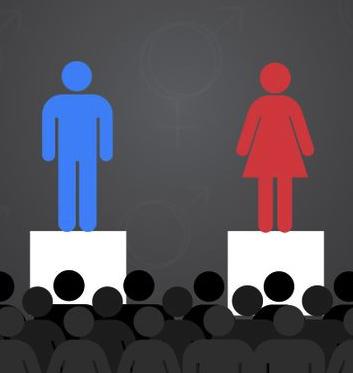 male female leaders