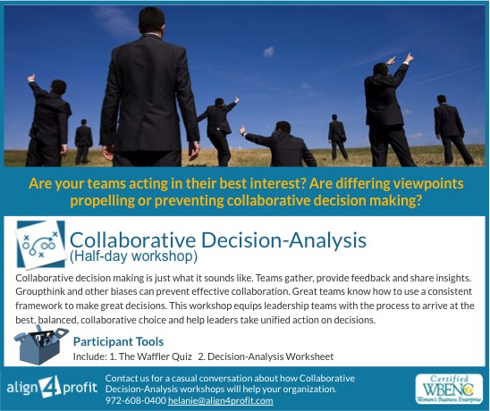collaborative decision analysis