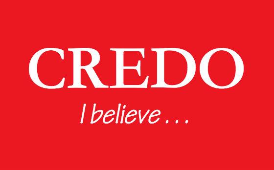 credo i believe