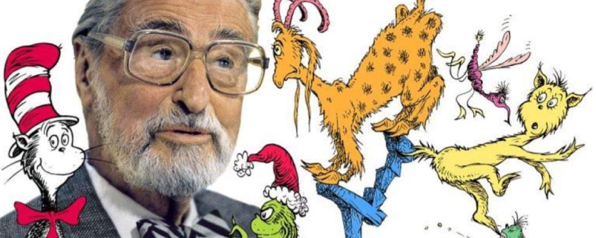 dr. seuss and characters